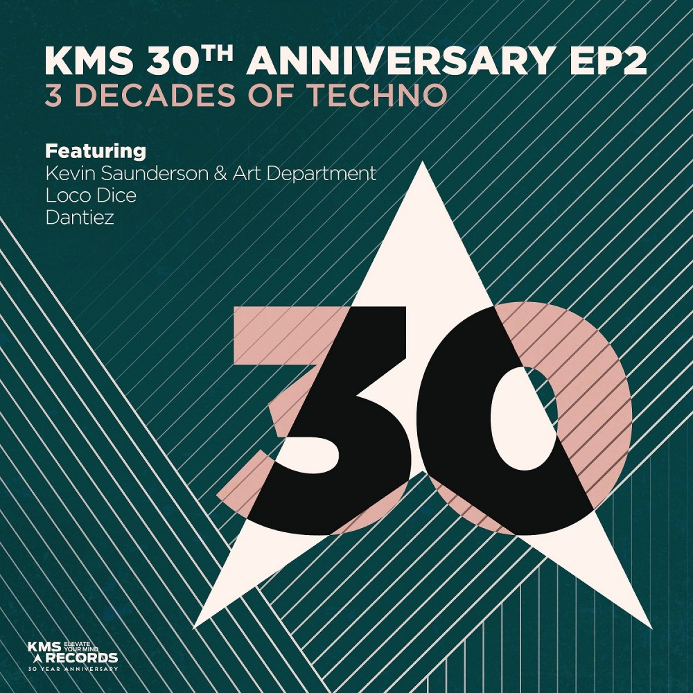 Kevin Saunderson S Kms Label Shares 2nd Ep For It S 30th