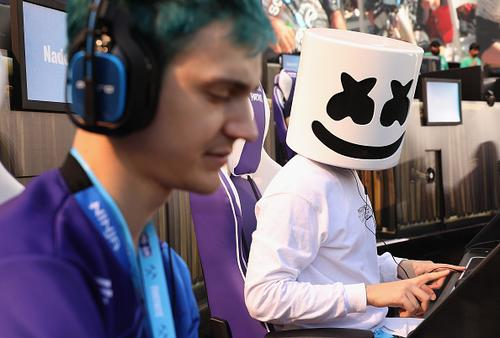 Fortnite E3 Competition Dominated By Ninja And Marshmello Who Win