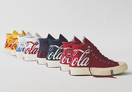 a668d2aec07 Kith and Coca-Cola have teamed up once again for their third collaborative  collection