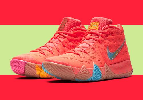 64c7dc4817a7 ... good over the years nike and lebron james have released several fruity  pebbles inspired colorways of
