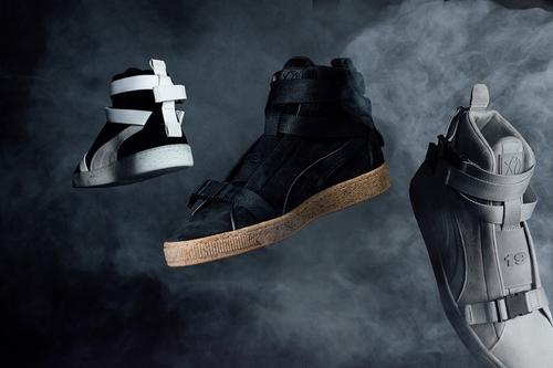 The Weeknd x Puma Suede Collab Revealed: First Look • EDM Honey