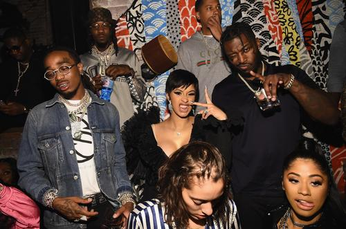 """Cardi B Reportedly Pursuing Legal Action Against Hackers: Cardi B's Strip Club Fight Reportedly Turns Legal: """"Side"""