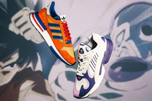 Adidas Unveils Details on Goku and Frieza Dragon Ball Z Shoes