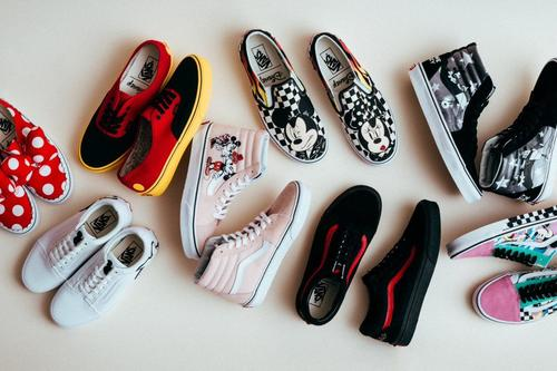 Disney x Vans Mickey Mouse Collection Now Available • EDM Honey