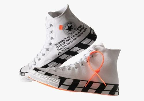Off White x Converse Chuck 70 Releasing Today: Purchase