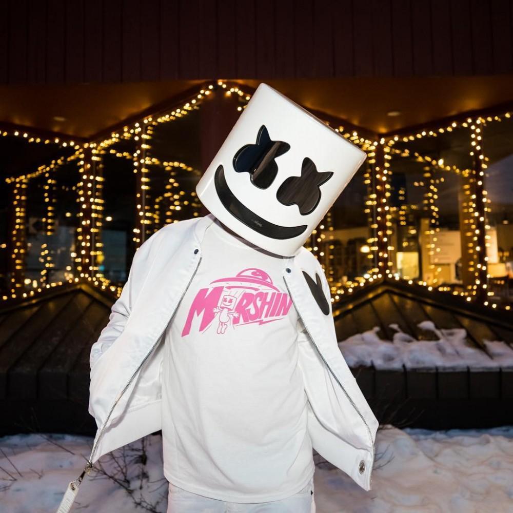 Marshmello Confirms Joytime III As Well As New