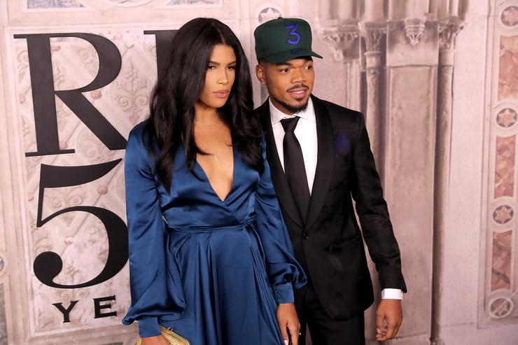 6921370f Chance The Rapper Shut Down Barneys So His Fiancée Could Shop In Peace