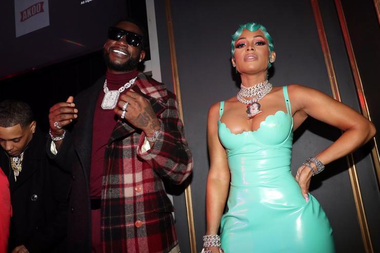 4476c472fa003e Gucci Mane s Birthday Pinky Ring From Keyshia Ka oir Costs Over  1 Million