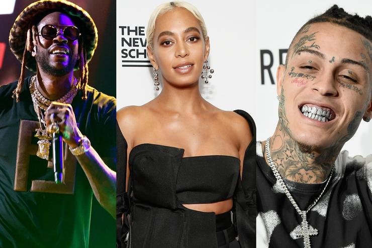 2 Chainz, Solange & Lil Skies Debut In Top 10 of Billboard