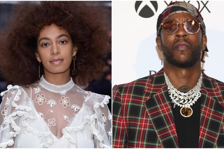 Solange & 2 Chainz First-Week Album Numbers Place Them On