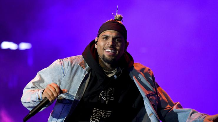 Chris Brown Announces Release Date For New Album