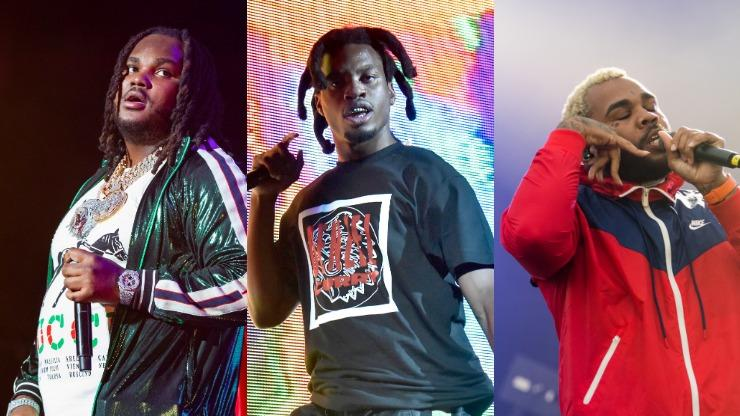 Denzel Curry, Kevin Gates & Tee Grizzley Conquer This Week's