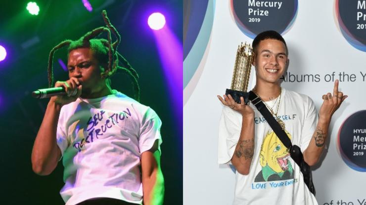 Watch: Denzel Curry & Slowthai Perform A Banging Unreleased Song At