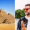 Sébastien Léger will perform at the Great Pyramids of Giza for Cercle